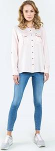 Niebieskie jeansy Big Star w stylu casual z jeansu