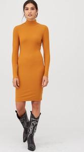 Sukienka V by Very z długim rękawem ołówkowa