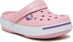 Różowe buty dziecięce letnie Crocs dla dziewczynek