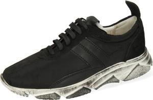 Buty sportowe Melvin & Hamilton w sportowym stylu ze skóry sznurowane