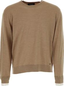 Sweter Dsquared2 z wełny w stylu casual