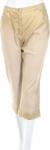 Brązowe jeansy Ploumanac'h w street stylu