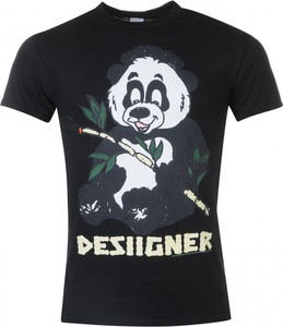 T-shirt Official z nadrukiem