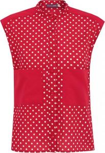 Czerwona koszula Premiera Dona