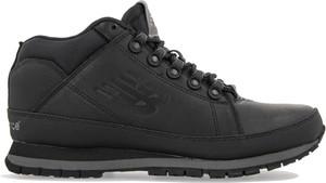 Buty zimowe New Balance ze skóry sznurowane