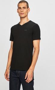 T-shirt Joop! z krótkim rękawem z bawełny
