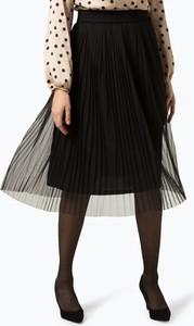 Czarna spódnica Marie Lund midi w sportowym stylu z tiulu