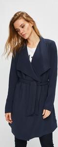 Niebieski płaszcz Only