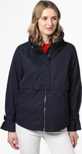 Granatowa kurtka Vg krótka w stylu casual