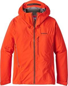 Pomarańczowa kurtka Patagonia