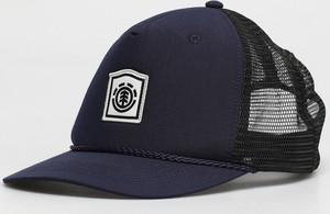 Granatowa czapka Element