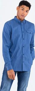 Niebieska koszula Big Star