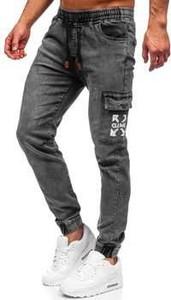 Jeansy Denley w młodzieżowym stylu z jeansu