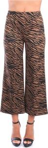Brązowe spodnie Liu-Jo