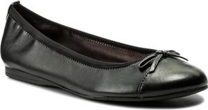 Baleriny tamaris - 1-22129-20 black uni 717