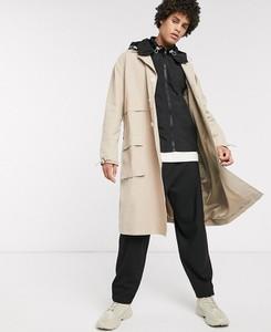 Płaszcz męski Asos w młodzieżowym stylu