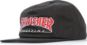 Czarna czapka Thrasher