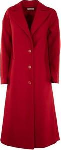Czerwony płaszcz Red Valentino