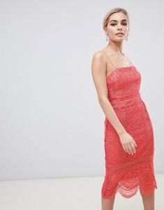 Różowa sukienka Stylestalker
