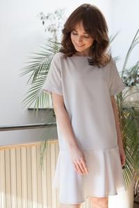 8aa1e054d2 Sukienka butik-choice.pl trapezowa