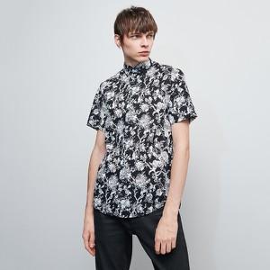 Koszula Reserved z nadrukiem