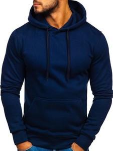 Granatowa bluza Denley