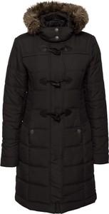 Czarna kurtka bonprix bodyflirt bez wzorów