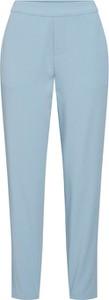 Niebieskie spodnie Object w stylu casual