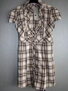 Sukienka Tally Weijl z kołnierzykiem