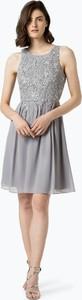 Sukienka Marie Lund midi z okrągłym dekoltem