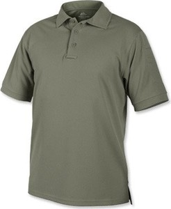 Zielona koszulka polo HELIKON-TEX w stylu casual