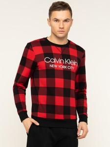 Czerwona bluza Calvin Klein Underwear