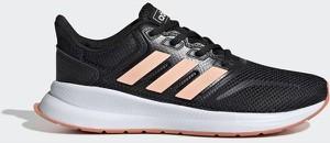 Buty sportowe dziecięce Adidas w paseczki sznurowane