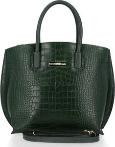 Zielona torebka VITTORIA GOTTI do ręki