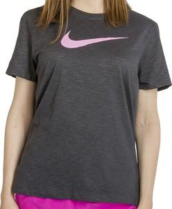 Bluzka Nike z bawełny w sportowym stylu