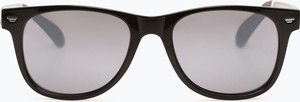 Czarne okulary damskie Superdry