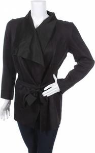 Czarny płaszcz Romantik Paris