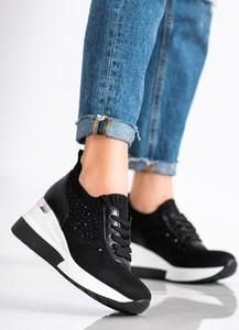 Buty sportowe Czasnabuty sznurowane w sportowym stylu