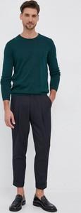 Sweter S.Oliver z okrągłym dekoltem w stylu casual