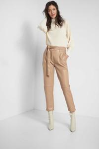 Spodnie ORSAY ze skóry ekologicznej