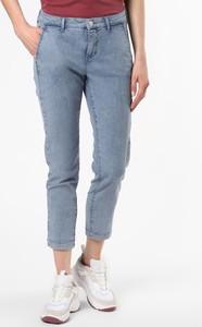 Niebieskie jeansy MAC w stylu casual