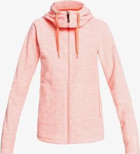 Różowa kurtka Roxy