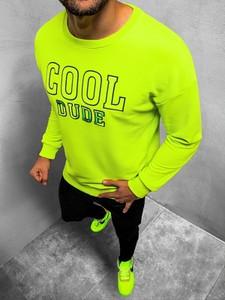 Bluza Ozonee w młodzieżowym stylu z bawełny