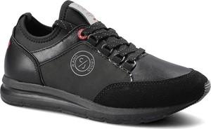 Czarne buty sportowe Cross Jeans