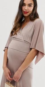 Bluzka Blume Maternity z dżerseju