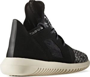 Buty sportowe damskie Adidas do biegania tubular wiązane