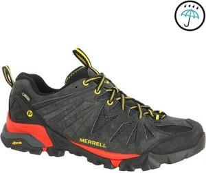 Buty trekkingowe Merrell ze skóry