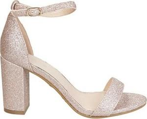 Różowe sandały Jenny Fairy