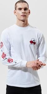 Koszulka z długim rękawem Vans z długim rękawem w młodzieżowym stylu