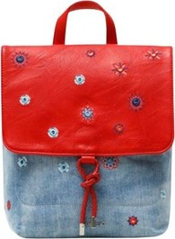 Plecak Desigual z bawełny